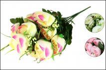 Bukiet kwiatów sztucznych