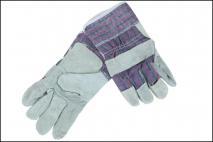 Rękawice ogrodowe tkanina synt. 1 color,12pair