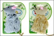 Zabawka dla zwierząt, mat włokienniczy