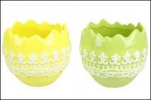 Osłonka ceramiczna 9,1x9,1x8,3cm