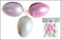 Wielk. Jajka dekoracyjne kpl 12szt 12x14x3cm