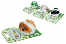 Zabawka dla zwierząt, tkanina synt.