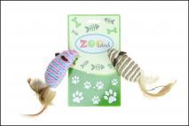 Kpl Zabawka dla zwierząt 2szt