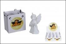 Figurka dekoracyjna - anioł
