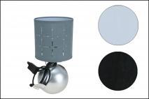Lampka ceramiczna 26x13cm