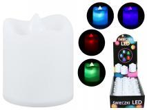 Świeczka dekoracyjna LED