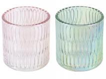 Latarenka szklana 7,8x8.8cm