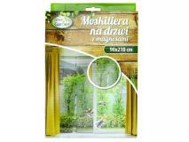 Moskitiera na drzwi z magnesami 90x210cm