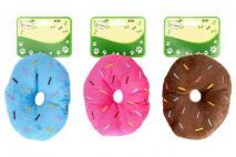 Zabawka dla zwierząt - donut 10cm