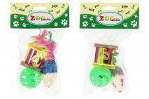 Zabawka dla zwierząt 4cm