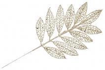 Liść dekoracyjny 25cm