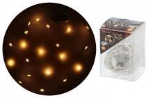 Girlanda świetlna 20 LED na druciku