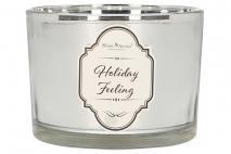 Świeca zapachowa Holiday Feeling 340g.