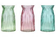 Wazon szklany 11.3x20cm
