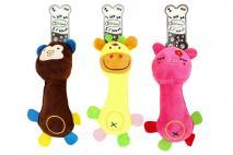 Zabawka dla zwierząt, tekstylna