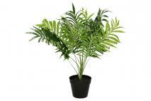 Sztuczna roślina w doniczce 60cm zielony
