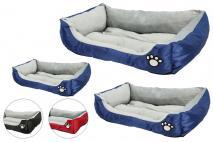 Kpl Legowisko dla psa  3szt 70x45cm, 60x40cm, 50x35cm
