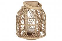 Lampion bambusowy 24x28cm