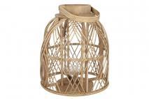 Lampion bambusowy 28x34cm