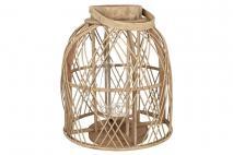 Lampion bambusowy 32x38cm