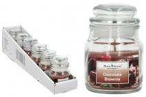 Świeca zapachowa 70g. Chocolate Brownie