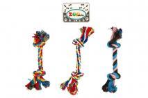 Zabawka dla zwierząt 16cm, sznurek