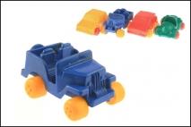Zabawka Samochód 7x3,5x5cm
