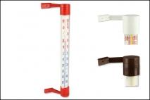Termometr zewnętrzny 2x22cm