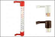 Termometr zewnętrzny 2,5x25cm